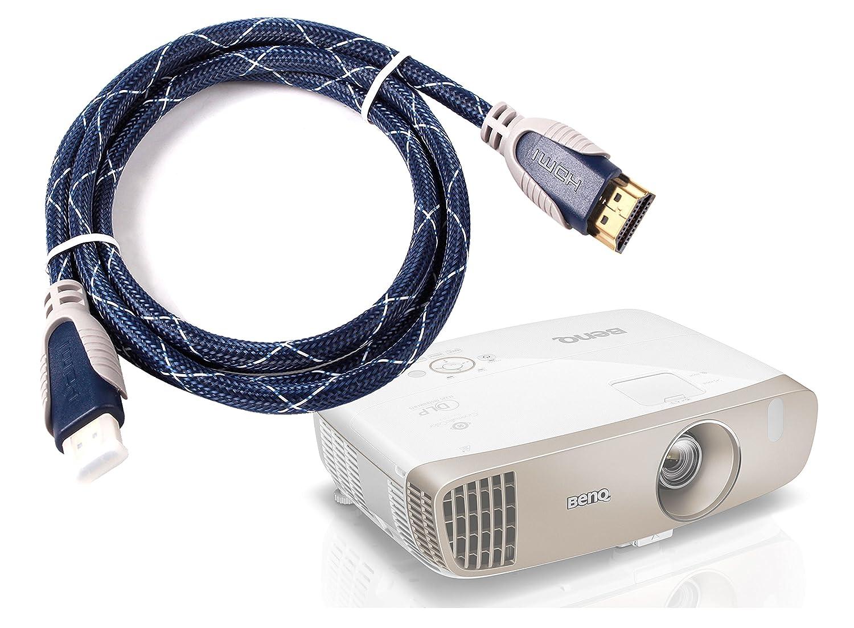 DURAGADGET Cable HDMI para Proyector Excelvan: Amazon.es: Electrónica