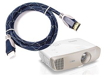 DURAGADGET Cable HDMI para Proyector Excelvan: Amazon.es ...