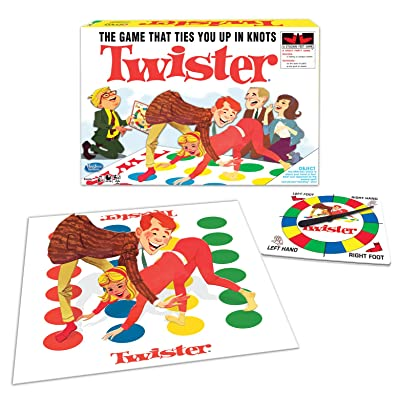 Winning Moves Games Classic Twister: Toys & Games
