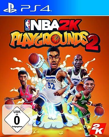 NBA 2K Playgrounds 2 - [USK] [PS4] [Importación alemana]: Amazon ...