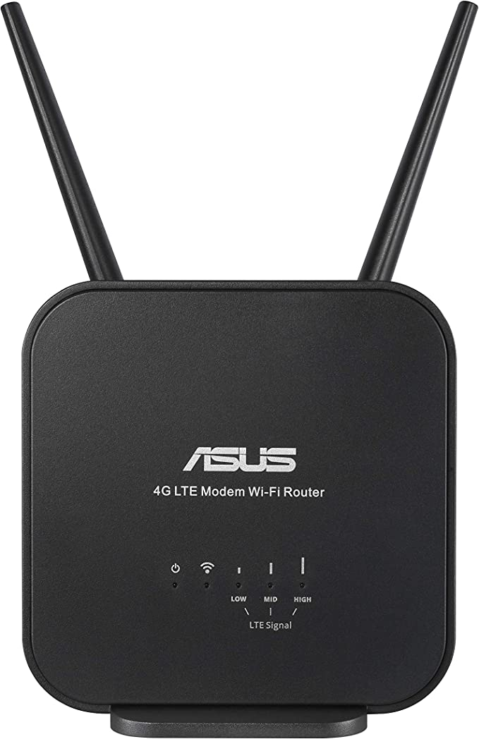 Asus 4g N12 B1 N300 Lte Wifi Router Computers Accessories