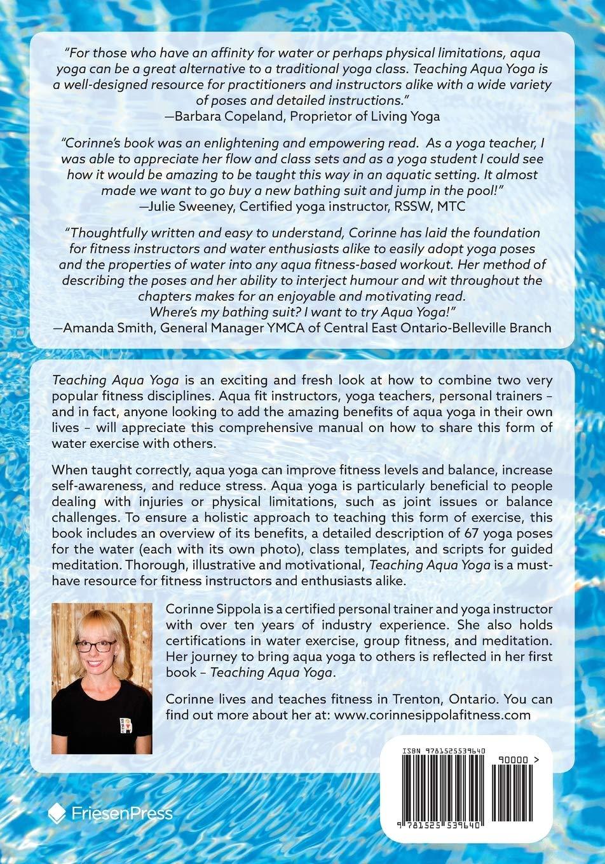 Teaching Aqua Yoga: Sippola, Corinne: 40: Amazon.com: Books