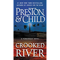 Crooked River (Agent Pendergast Series Book 19) book cover