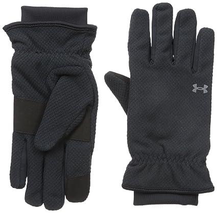 Amazon.com  Under Armour Women s ColdGear Infrared Fleece Gloves ... 9c4691a1f052