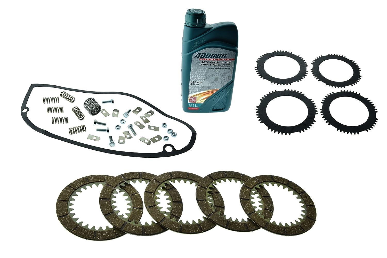 Clutch Repair Kit Suitable for MZ ES250 TS250 ETS250 Complete Ost2rad GmbH u. Co.KG