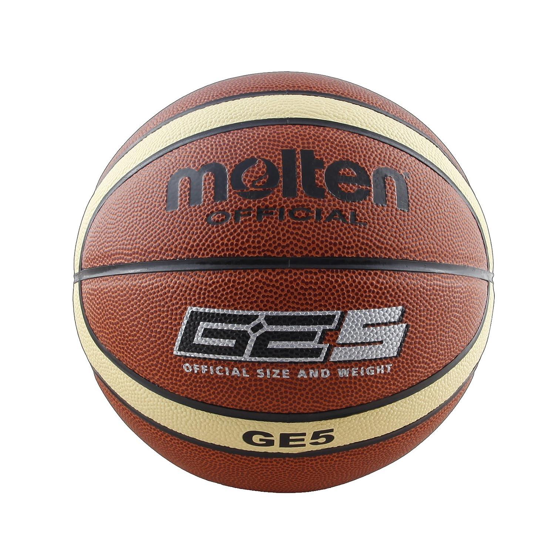 MOLTEN Balón Baloncesto BGE Talla 5: Amazon.es: Deportes y aire libre