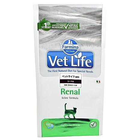 Farmina - Farmina Vet Life Feline Renal - 1105 - 2 kg