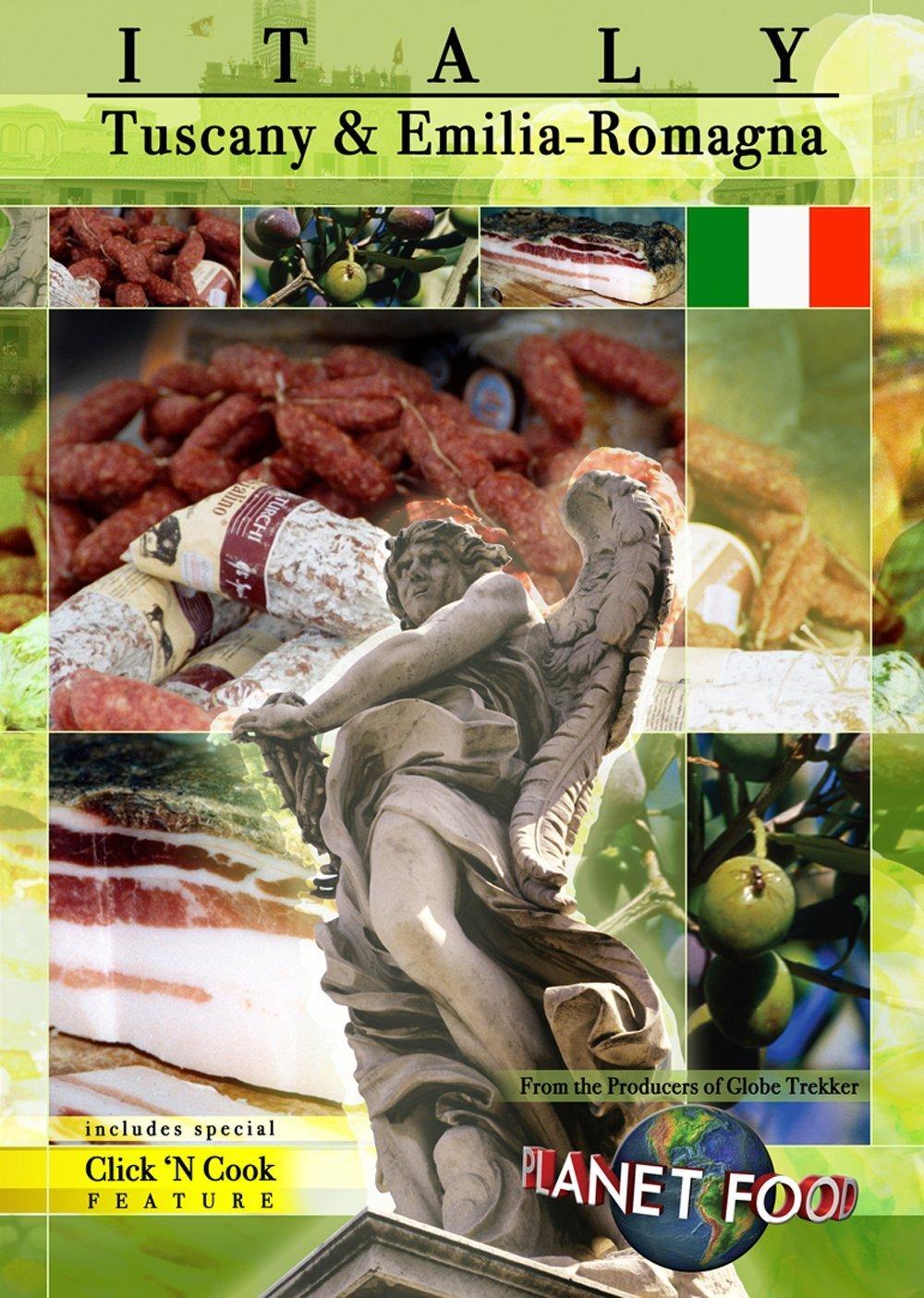 Globe Trekker: Planet Food - Italy - Tuscany & Emilia Romagna