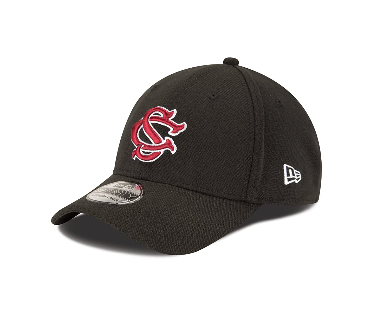save off 81272 9c102 Amazon.com   New Era NCAA College Team Classic 39THIRTY Stretch Fit Cap    Sports   Outdoors