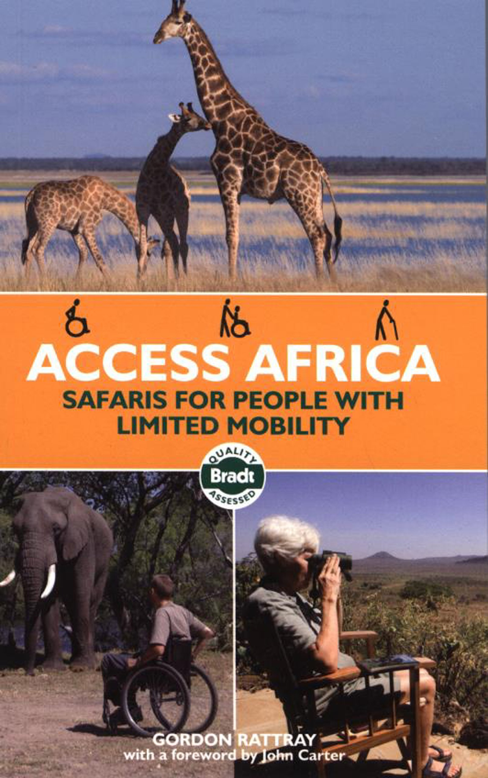 Access Africa: Safaris for People with Limited Mobility (Bradt Travel Guides(slow Travel))) ebook