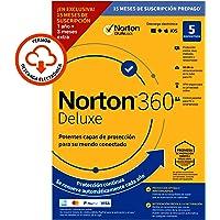 Norton 360 Deluxe 2020 - Antivirus software