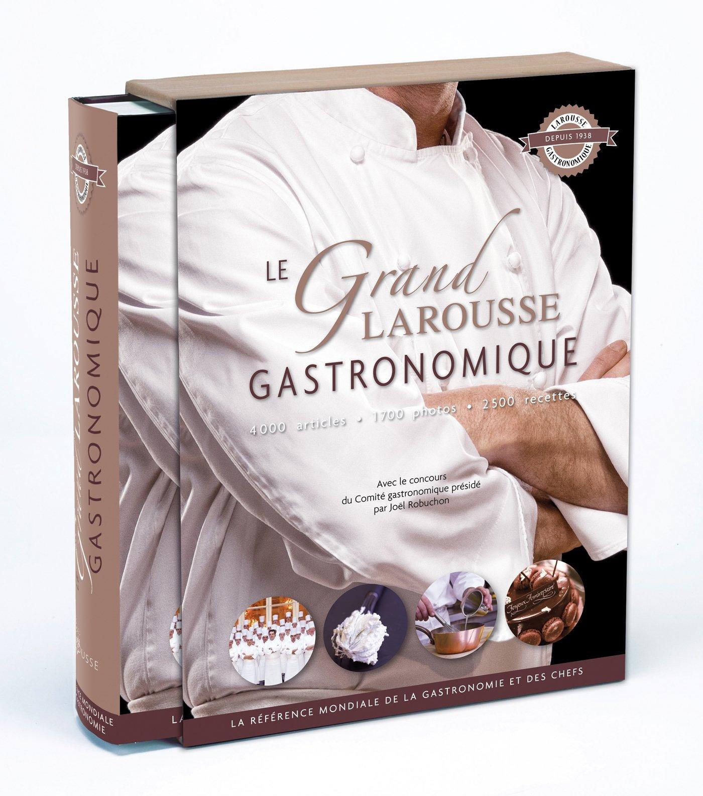 Le Grand Larousse Gastronomique: Nouvelle Edition