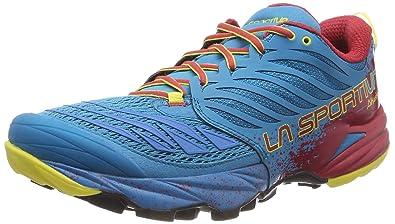 La Sportiva Akasha Trail Running Shoes - SS19-7.5 - Blue