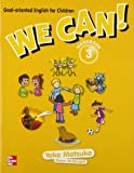 We Can! ワークブック(CD付) 3/Workbook with CD 3
