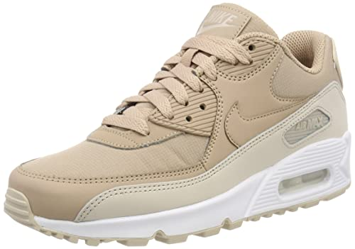 Nike Men\u0027s Air Max 90 Essential Low-Top Sneakers, Beige (Desert Sand/