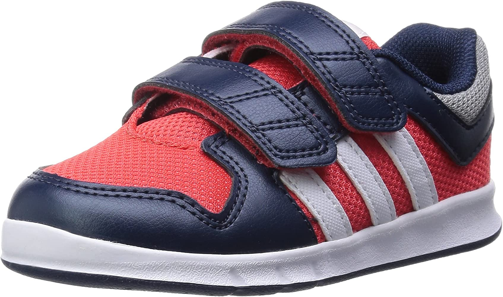 ADIDAS B40558 Red Size 22: Amazon.co.uk