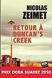 Retour à Duncan's Creek: Prix Dora Suarez 2018 (Polar)