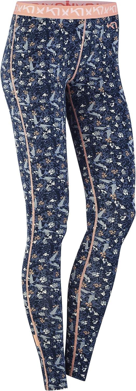 Kari Traa Women's Fryd Base Layer Bottoms - Synthetic Thermal Pants