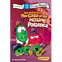 Bob and Larry in the Case of the Missing Patience: Level 1 (I Can Read! / Big Idea Books / VeggieTales)