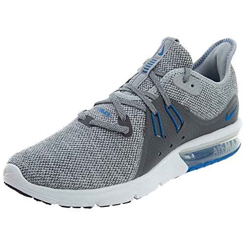 be57283846 NIKE Men's Air Max Sequent 3 Running Shoe: Amazon.co.uk: Shoes & Bags