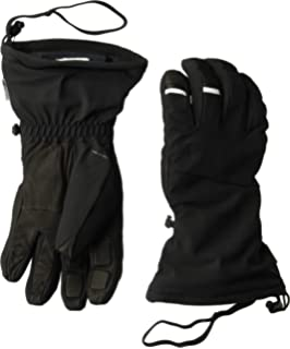 15cf38510b38c Amazon.com: Salomon Men's Propeller GTX Gloves, Black/Natural, Small ...