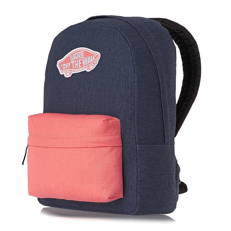 el más baratas comprar más nuevo estilo clásico Vans Backpacks - Vans Realm Backpack - Crown Blue/Georgia Peach