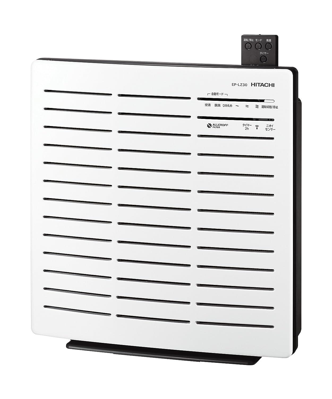 日立 PM2.5対応空気清浄機 EP-LZ30 W ホワイト B016BHPB22