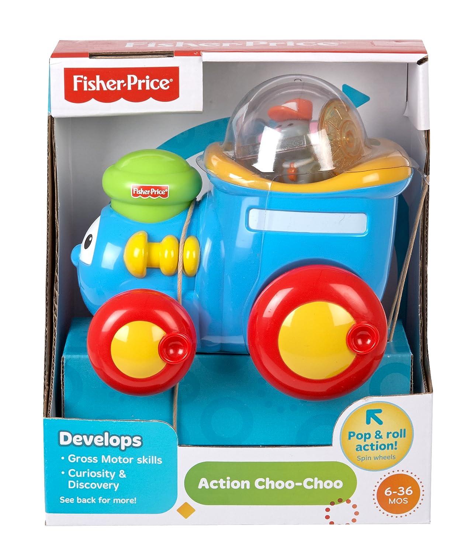 Amazon.com: Fisher Price Choo Choo: Toys & Games