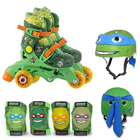 Nickelodeon Teenage Mutant Ninja Turtles TMNT Juego de ...