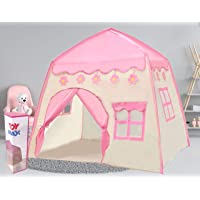MAXFLO Teepee Tent for Kids | Tepee Play Tent Indoor and Outdoor Portable | Play Tent for Boy and Girls | Childrens Pop…
