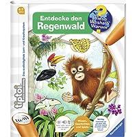 tiptoi Entdecke den Regenwald (tiptoi Wieso? Weshalb? Warum?, Band 19)