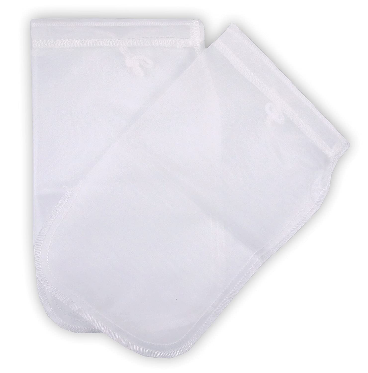 Cold Brew Coffee Bags (2 Pack); Reusable Coffee Brewing Mesh Bags