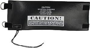 Dracary Duty Fully Automatic Nitrous Bottle Heater Flexible Heating Element Fits 10LB,15LB,20LB (12volt)