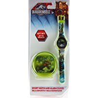 Jurassic World Dinosaur - Reloj Deportivo Infantil