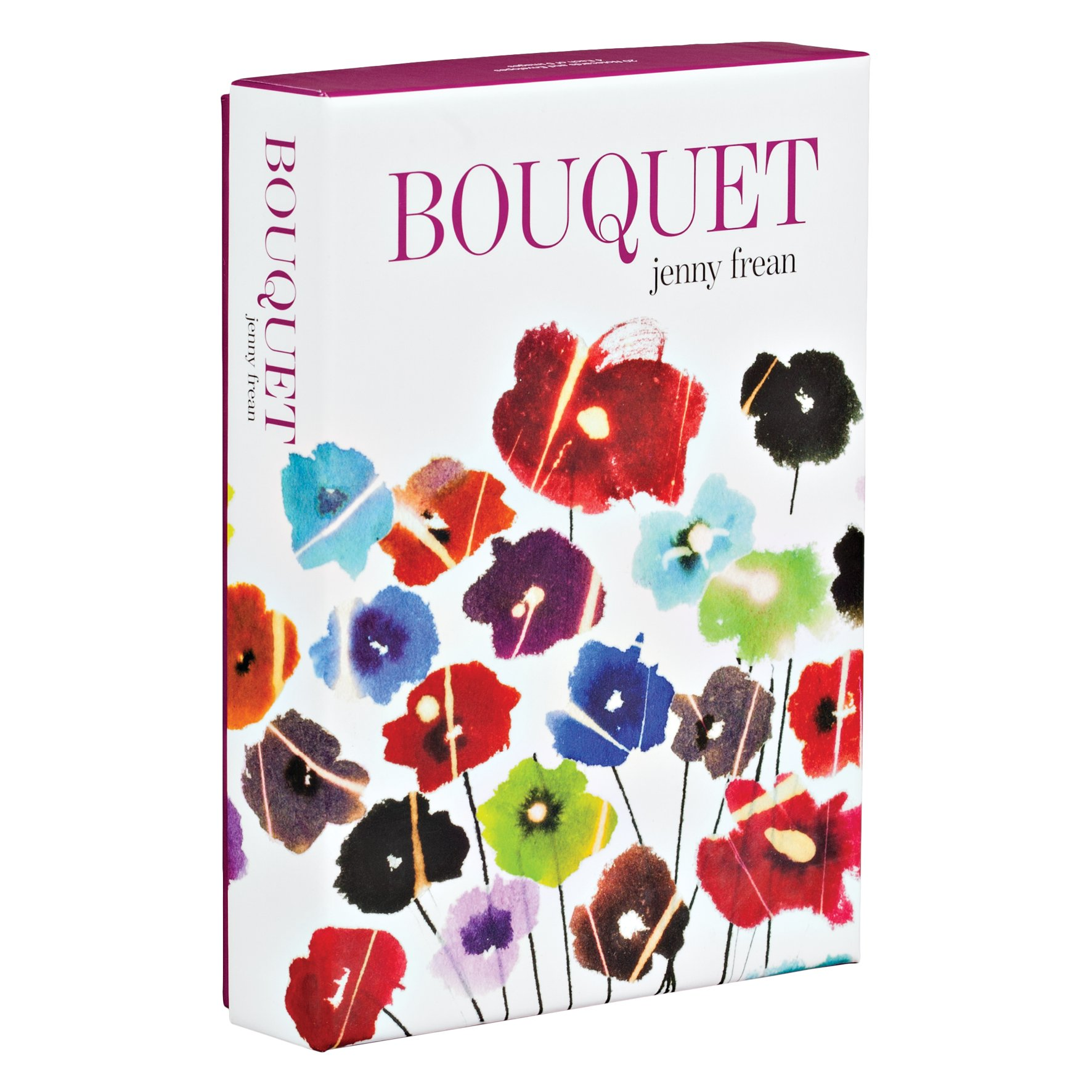 Download Bouquet: Long Notecard Boxes -- stationery boxes filled with 20 Notecards for Greetings, Birthdays or Invitations ebook