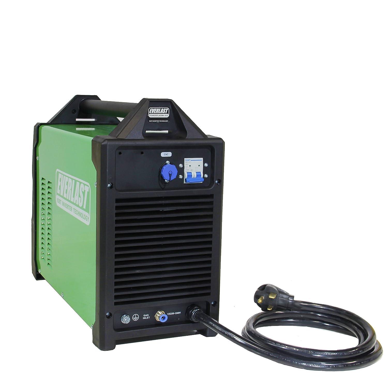 2017 Everlast PowerPlasma 80S Plasma Cutter 80a 80amp Cutting System - Power Plasma Cutters - Amazon.com