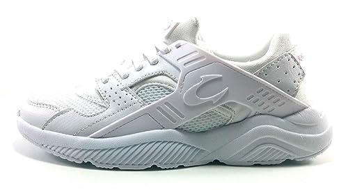 John Smith Roxin Zapatillas Mujer Blancas Casual: Amazon.es: Zapatos y complementos