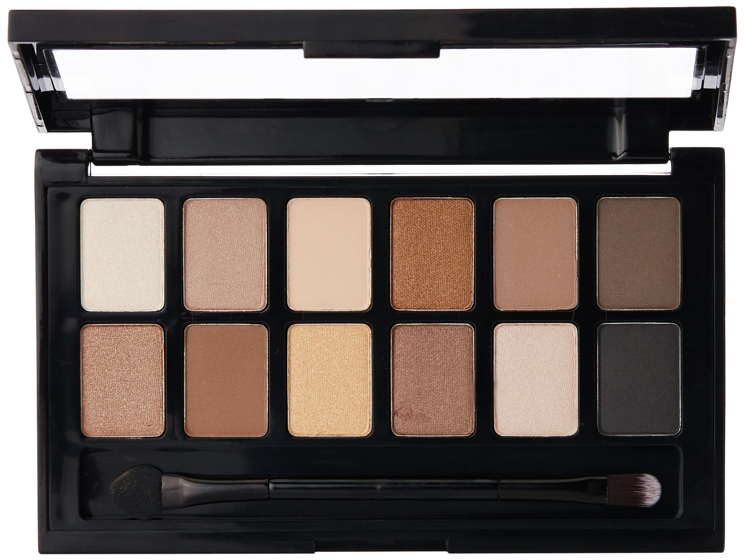 Maybelline the nudes eyeshadow palette oz amazon for Palette 34