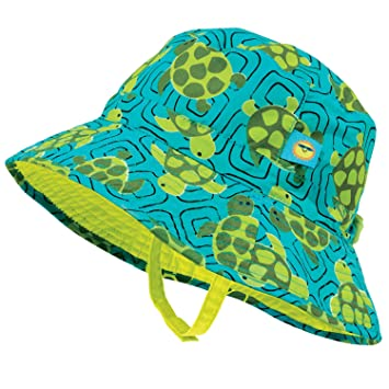 Image Unavailable. Image not available for. Color  Turtle Baby Boy Sun Hat 92d107ea61f6
