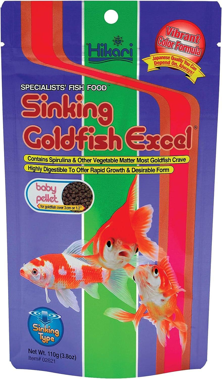 Hikari Sinking Goldfish Excel Fish Food