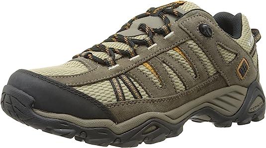 6. Columbia Mens North Plains Trail Shoe