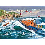 1000 Piece Jigsaw Puzzle - RNLI - For Those In Peril