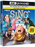 Sing (4K Ultra HD + Blu-Ray)