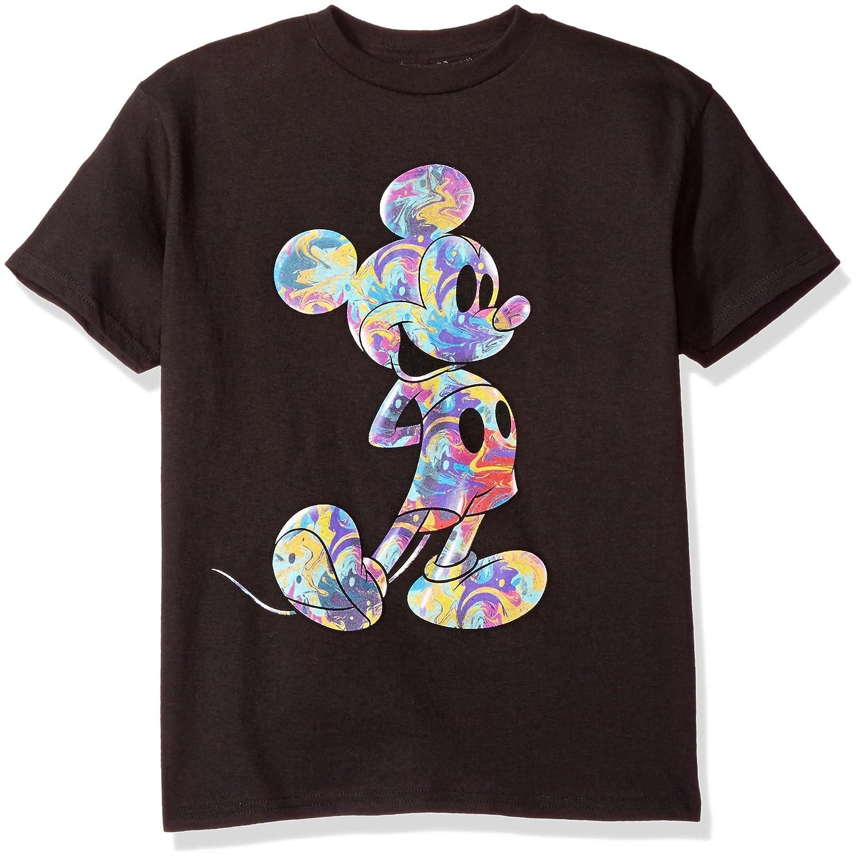 Disney Boys' Mickey Mouse Short Sleeve T-Shirt Freeze Children' s Apparel
