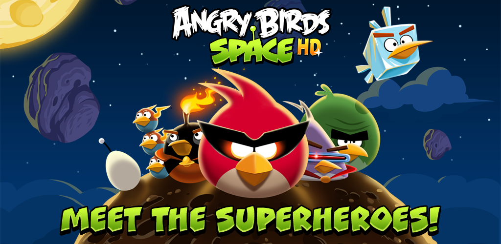 Amazoncom Angry Birds Space HD Fire Edition Appstore For Android - Famous logos redesigned as angry birds characters