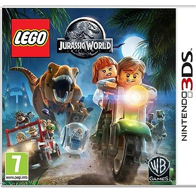 LEGO Jurassic World (Nintendo 3DS): Video Games