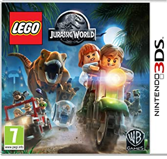 Amazon.com: LEGO Jurassic World (Nintendo 3DS): Video Games