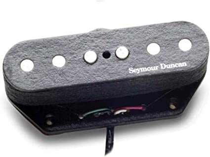 Seymour Duncan STK-T3 Vintage Lead Stack Pickup Black Bridge