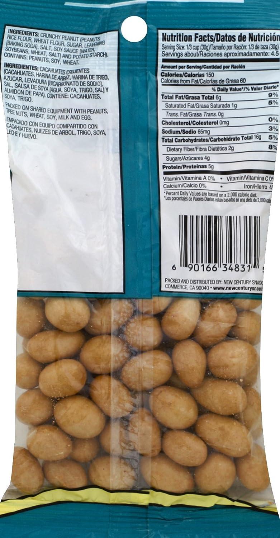 Amazon.com : Muncheros Crunchy Peanuts, 22-Ounce : Grocery & Gourmet Food