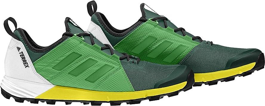 adidas Terrex Agravic Speed - Zapatillas Senderismo para Hombre, Verde - (VERUNI/Verene/AMABRI) 43 1/3: Amazon.es: Deportes y aire libre